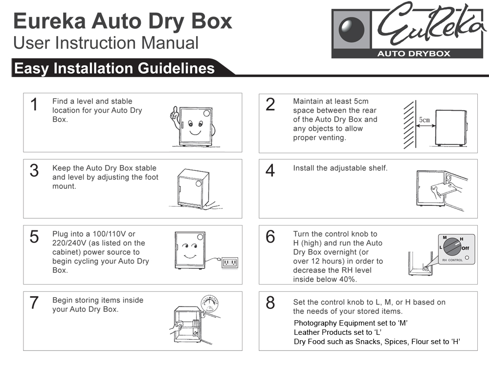 Set Up Instructions